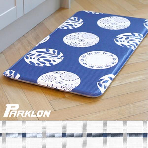 【PARKLON】韓國帕龍-雙面多用途長地墊/廚房墊/走道墊(青花瓷)