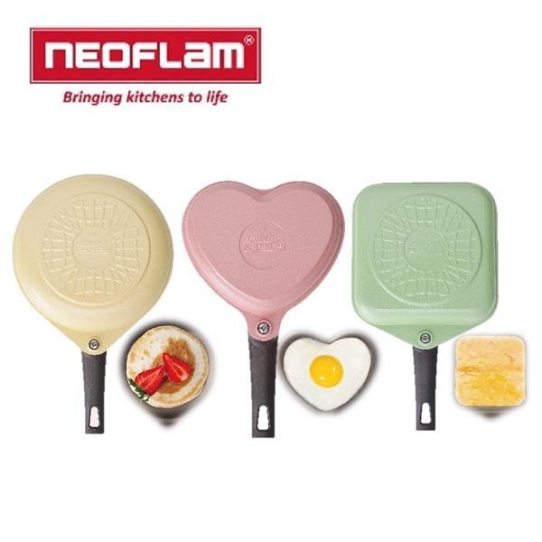 【NEOFLAM】煎蛋鍋/鬆餅鍋/蛋捲鍋