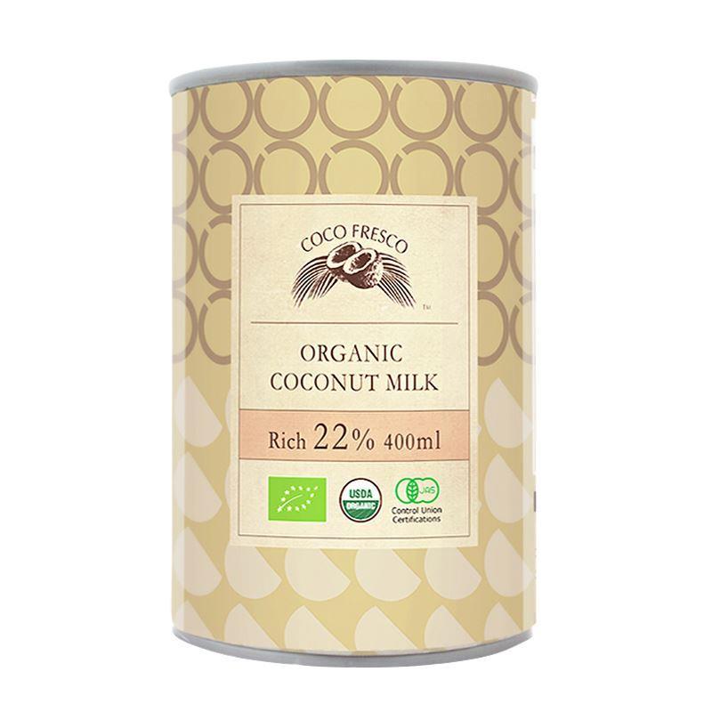 【PEKOE精選】斯里蘭卡Coco Fresco 有機椰奶