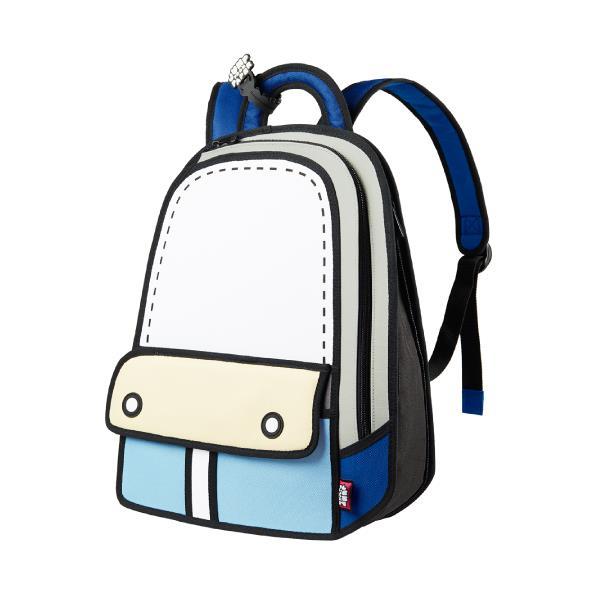 【JumpFromPaper】冒險後背包