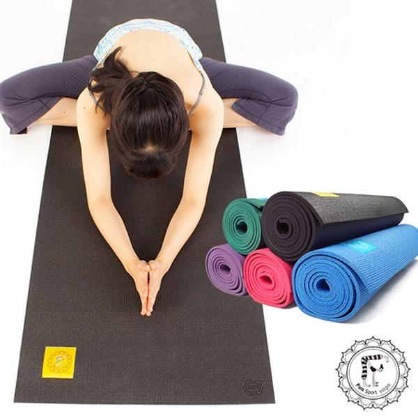 【Fun Sport】 yoga小秘境修練瑜珈墊PER環保材質-6mm+送背袋