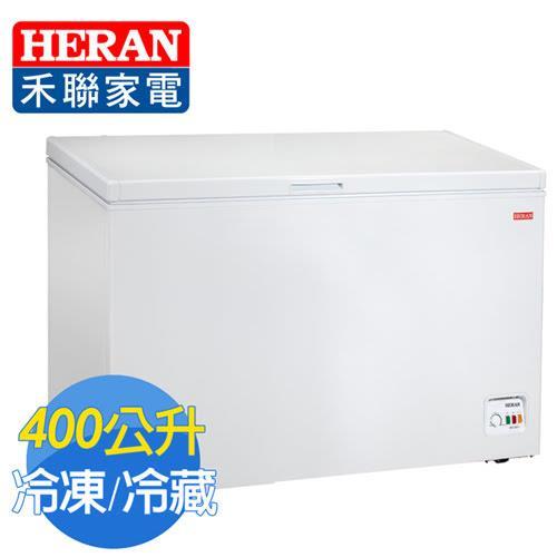 【HERAN 禾聯】400L臥式冷凍櫃(HFZ-4061含拆箱定位)