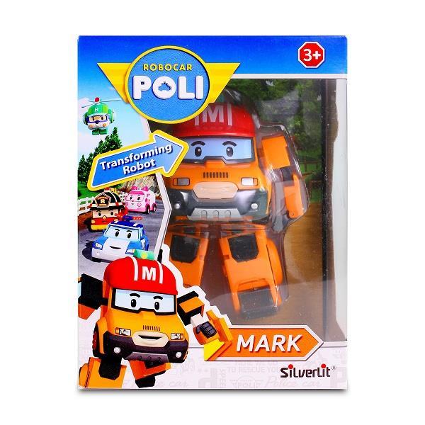 【POLI】4吋變形馬克