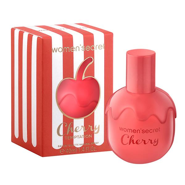 【WOMEN'SECRET】 Cherry TEMPTATION 櫻桃誘惑 女性淡香水 40ml