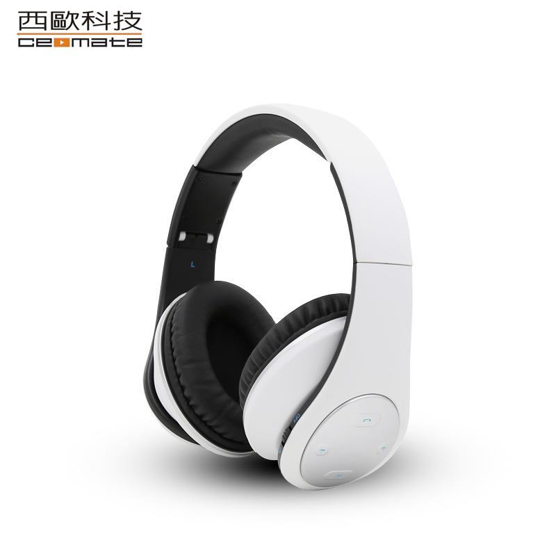 【西歐科技】聖地牙哥高音質耳罩式無線藍牙耳機 CME-BT990