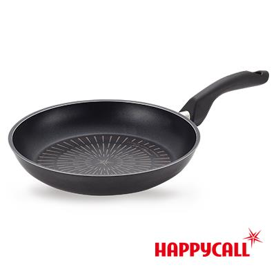 【韓國HAPPYCALL】頂級鈦晶不沾平底鍋(20cm)