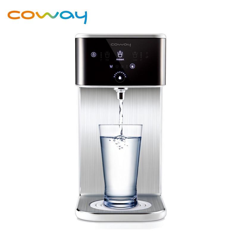 【Coway】濾淨智控飲水機 冰溫瞬熱桌上型 CHP-241N