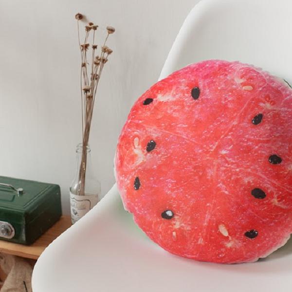 【HiPEPPER胡椒選物】繽紛夏日水果系列抱枕-西瓜