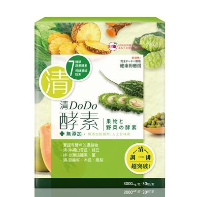 (獨家!! ) UDR 清DoDo酵素x5盒