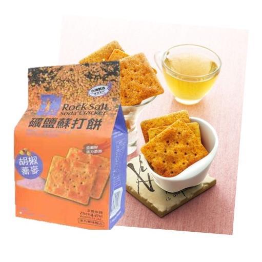 礦鹽蘇打-胡椒蕎麥126g
