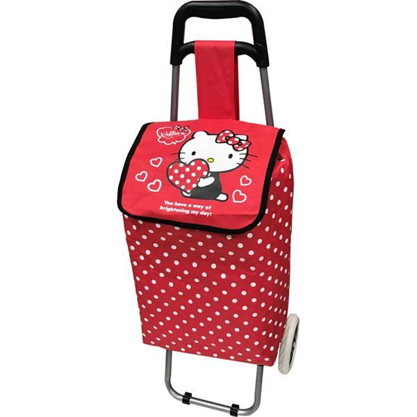 【Hello Kitty】購物車