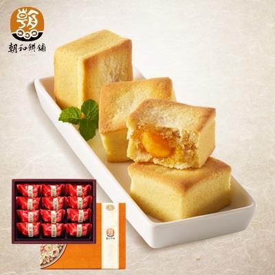 【朝和餅舖】鳳凰酥(50g*12入/盒)