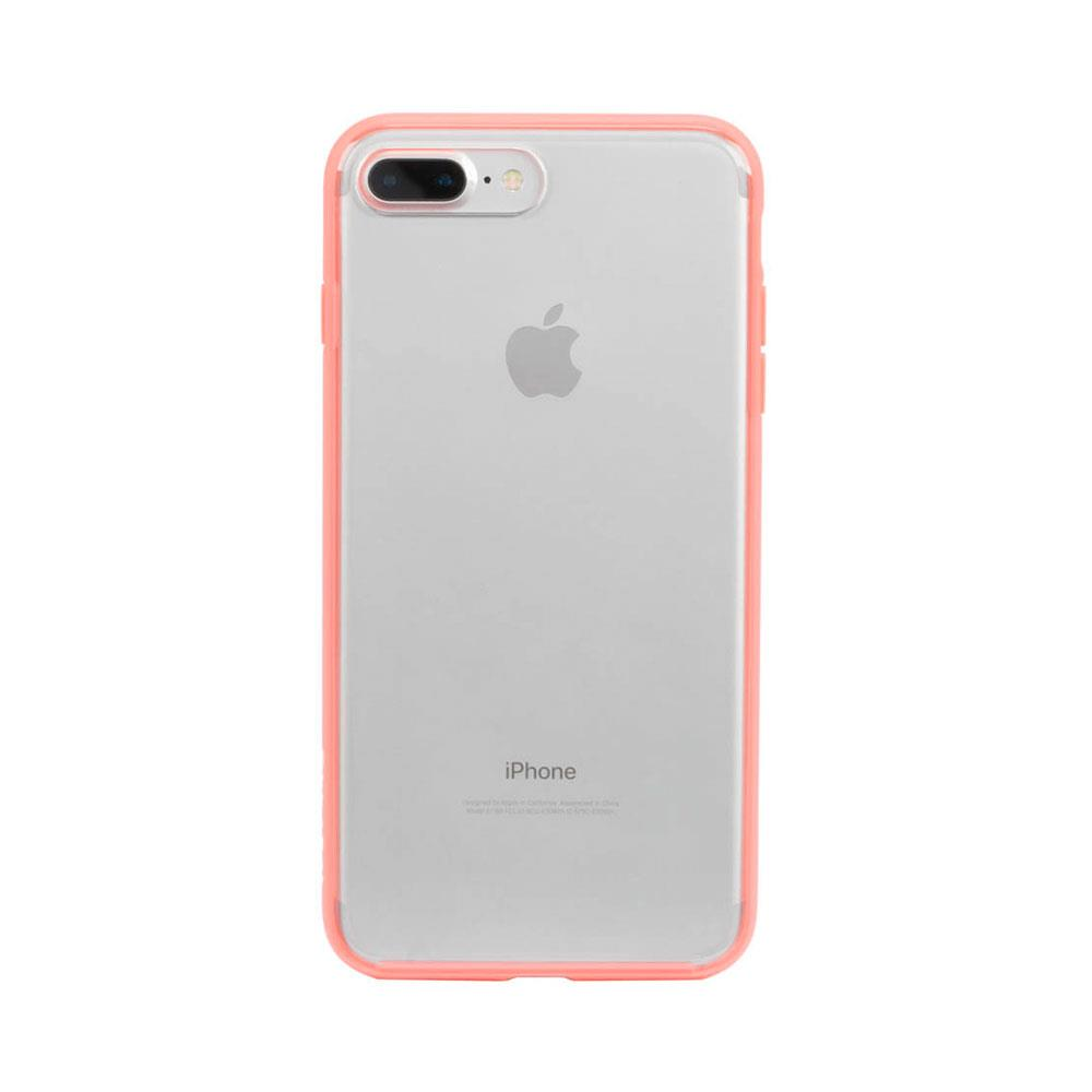 Incase Pop Case iPhone 8 Plus 裸背保護背蓋 - 珊瑚粉