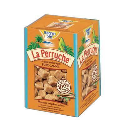 【PEKOE精選】法國La Perruche 鸚鵡牌琥珀紅糖,250g