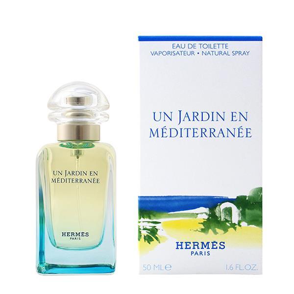 HERMES UN JARDIN E MEDITERRANEE 愛馬仕地中海花園淡香水 50ml