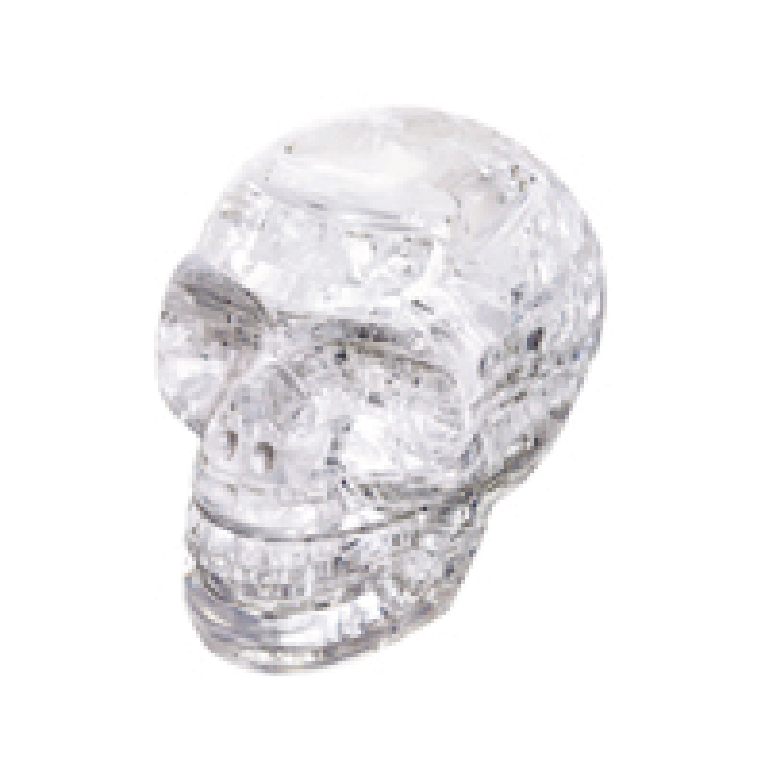 【3D立體水晶拼圖】水晶骷髏頭