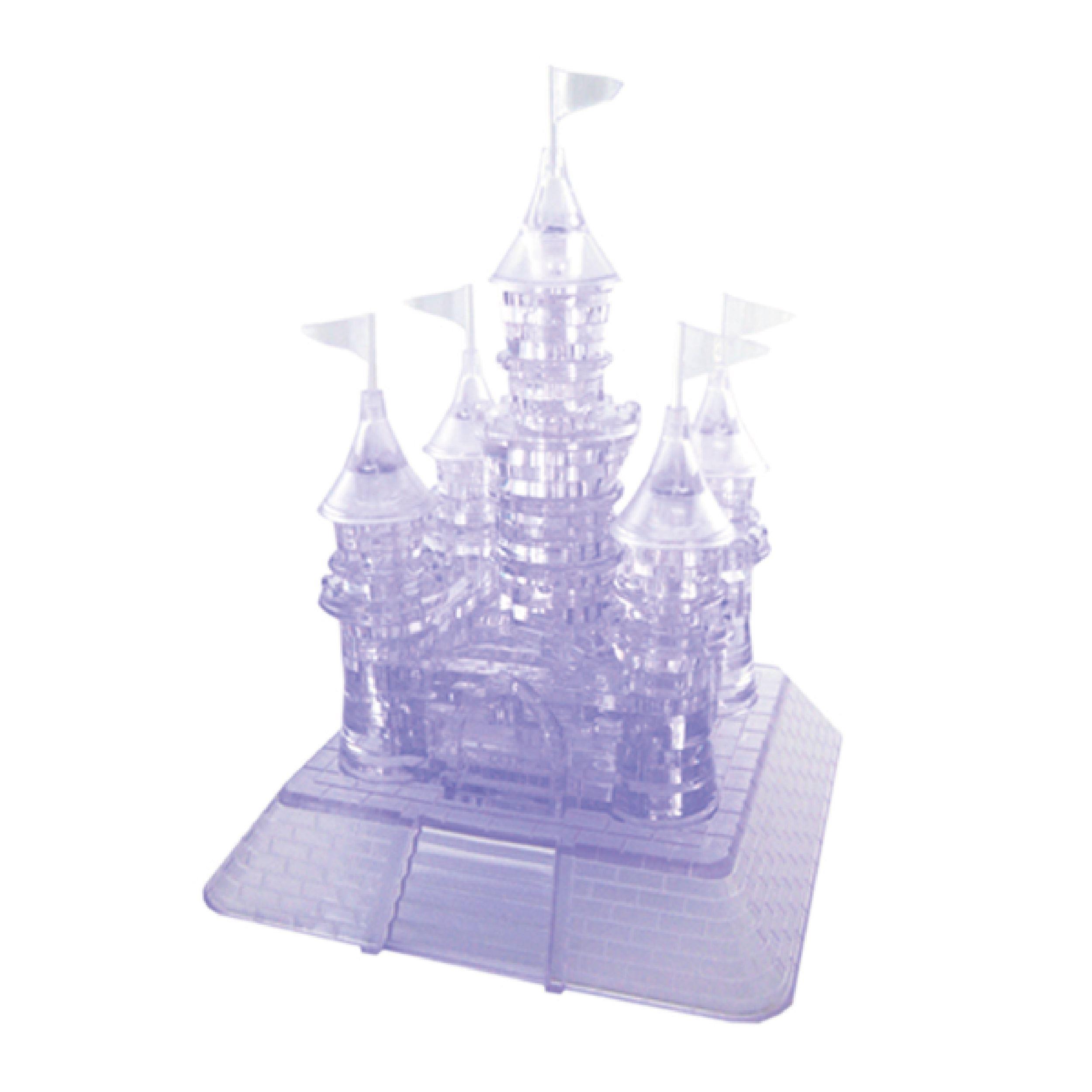【3D立體水晶拼圖】夢幻城堡