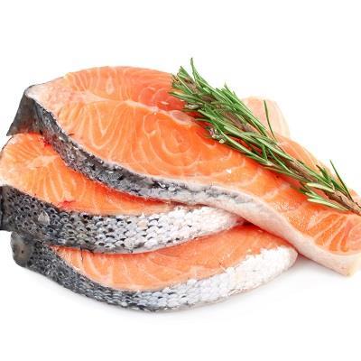 【冷凍店取-海鮮世家】鮮嫩鮭魚切片(100g±10%/片)