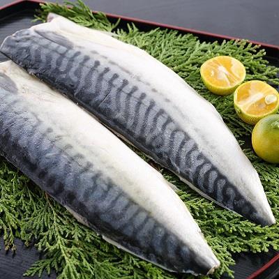 107/9/26起陸續出貨【冷凍店取-歐~嚴選】特選挪威薄鹽鯖魚(120g(含包裝)±10%/份)