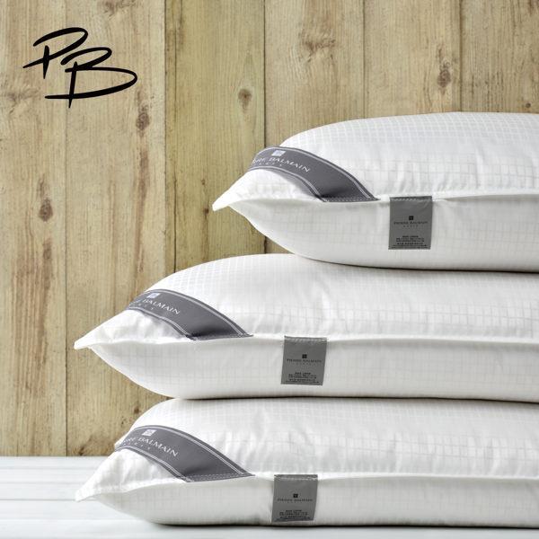 【Pierre Balmain】羽絨枕 一顆 台灣製 PWPB0002P00
