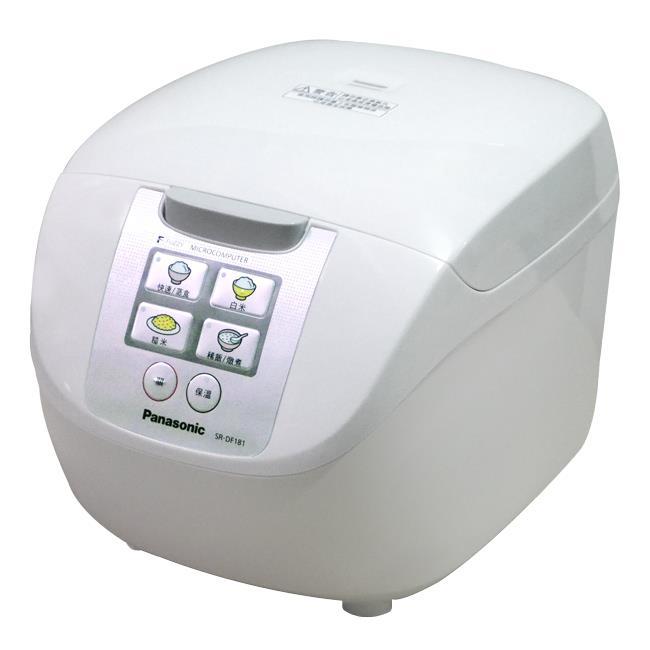 【Panasonic】國際牌10人份微電腦電子鍋 SR-DF181