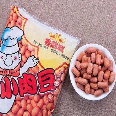 【 冷凍店取-香雞城】Q彈銷魂小肉豆