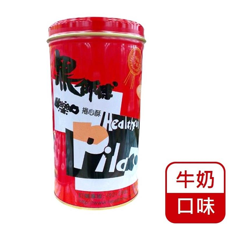 【黑師傅】捲心酥-牛奶,400g
