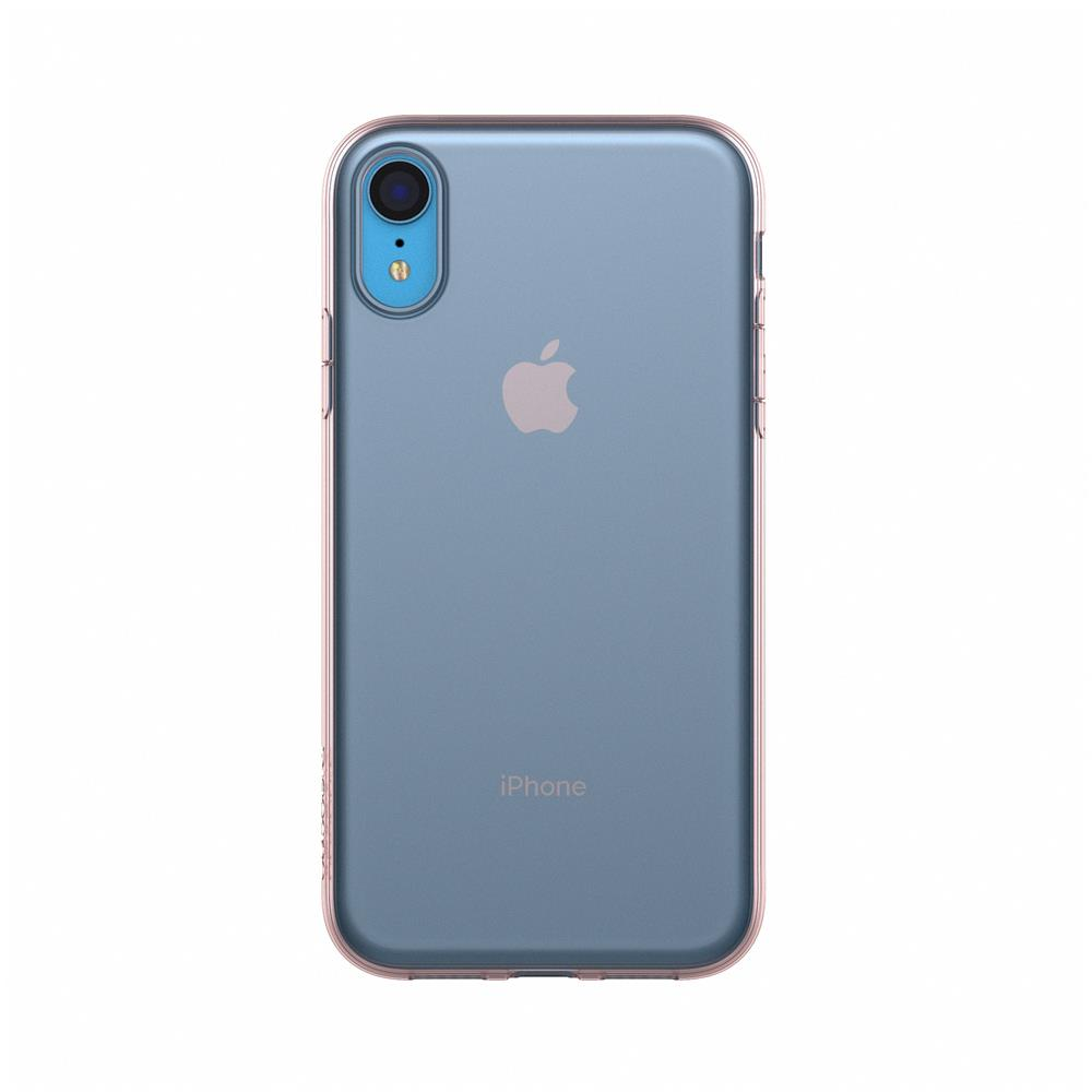 Incase Protective Clear Cover iPhone XR 矽膠保護套 - 玫瑰金