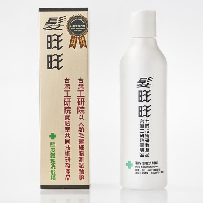 【髮旺旺】頭皮護理洗髮精 _一般款250G(NEO+)