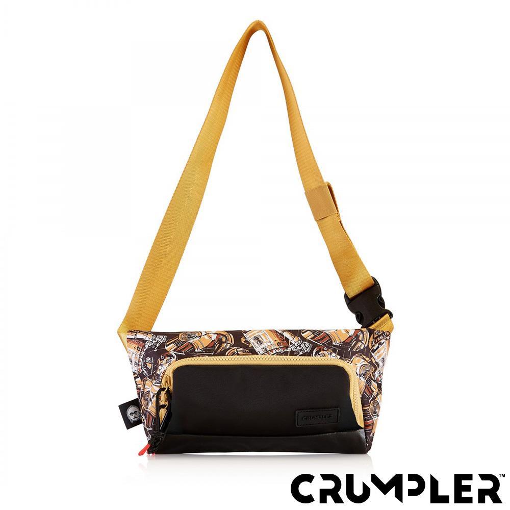 【Crumpler】小野人 CLAM CHOWDER 克蘭多功能腰包 S 星際大戰 金 公司貨