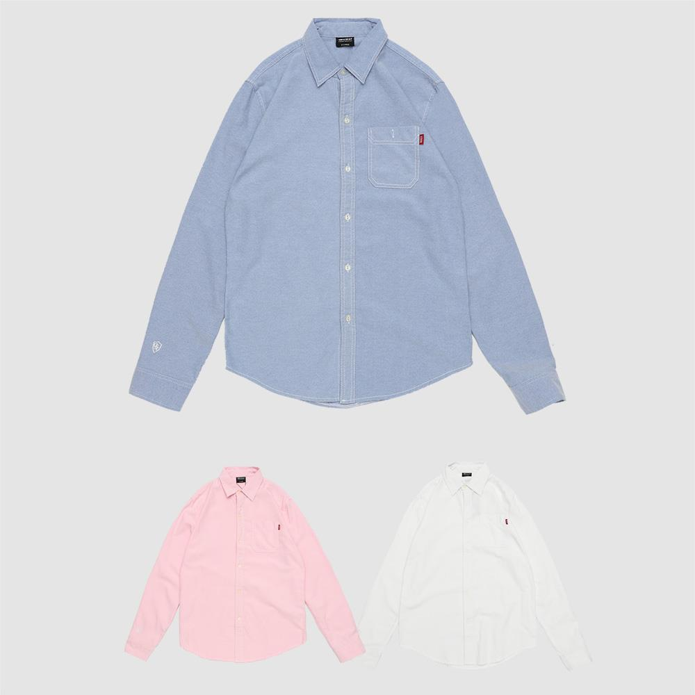 【QUEST】OXFORD SHIRT - 牛津襯衫
