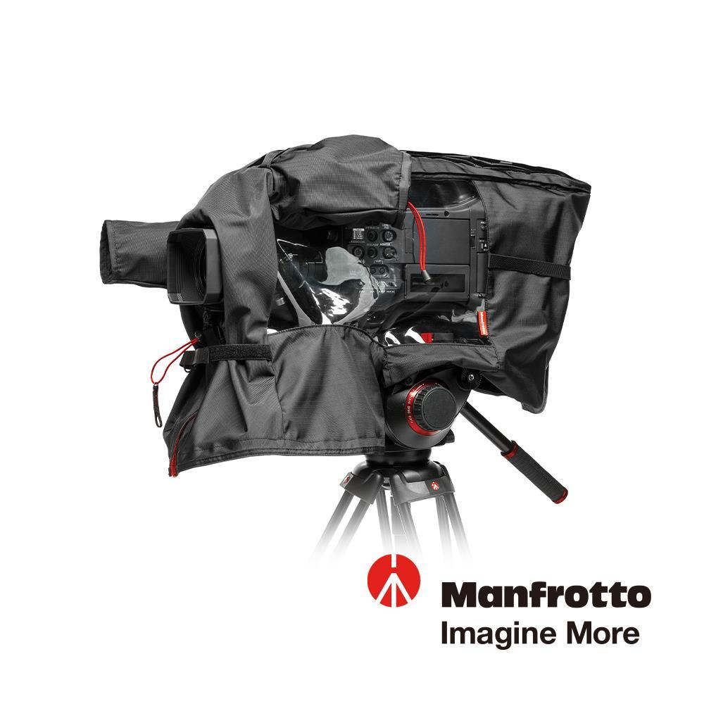【Manfrotto】曼富圖 VIDEO 攝影機雨衣 MBPL-RC-10