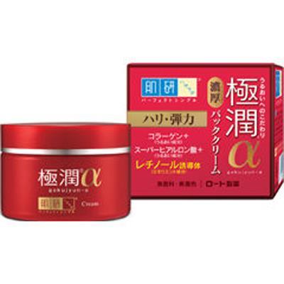 Rohto 肌研 極潤α 緊緻彈力保濕乳霜 50g [QEM-girl]