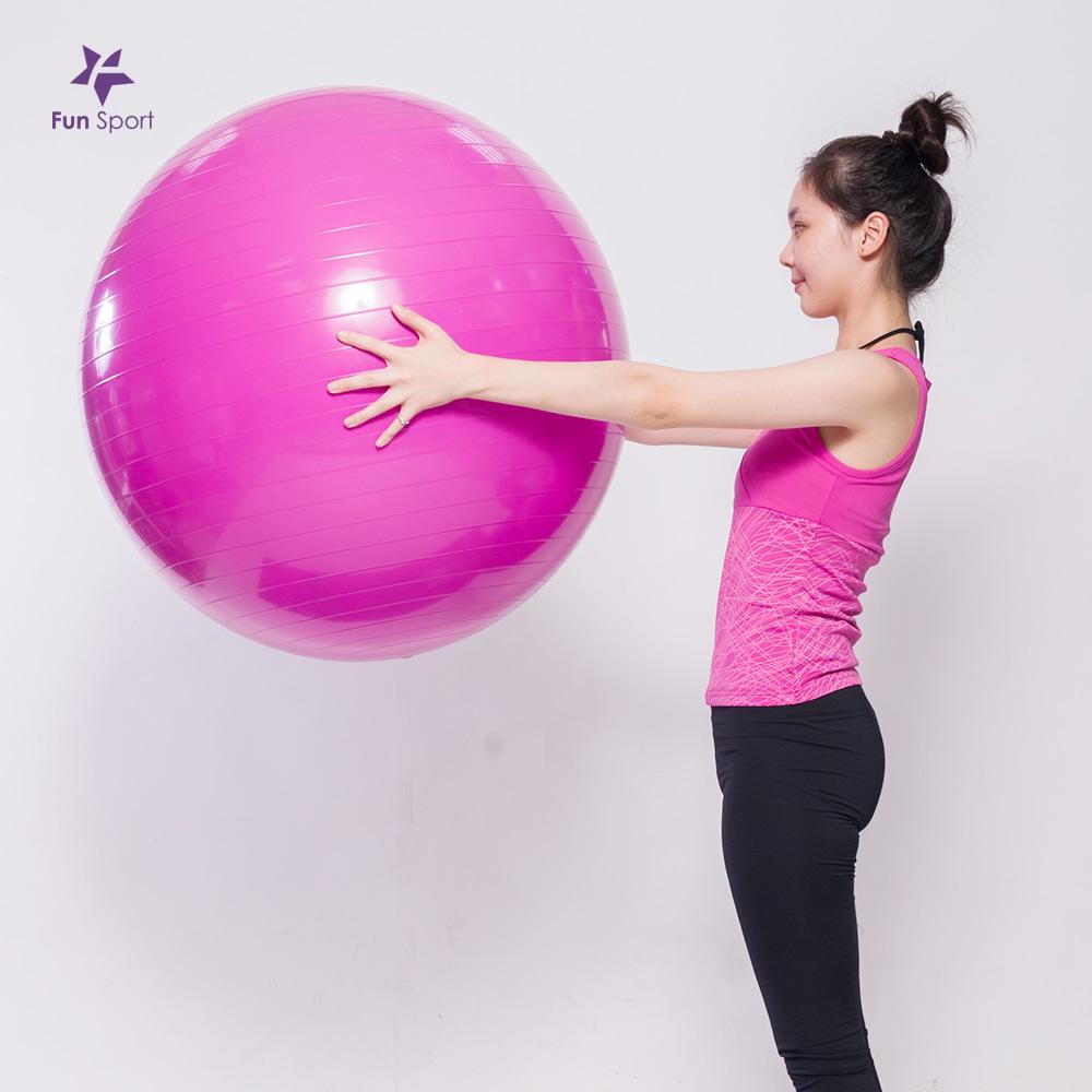 歐力斯平面65cm抗力球