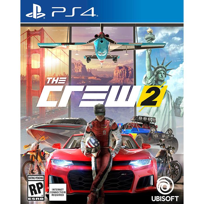 【預購PS4】飆酷車神 2:動力世界《中文版》—2018春季上市