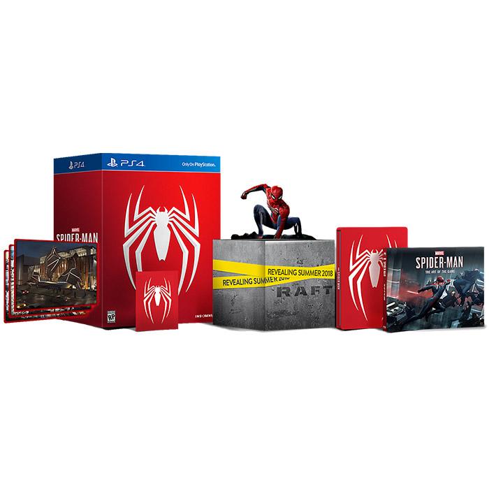 【預購PS4】漫威蜘蛛人 珍藏版《中文版》—2018.9.7上市