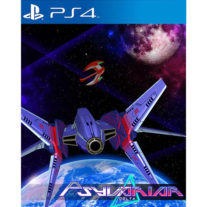 【預購PS4】Psyvariar Delta《中文版》—2018.8.30上市