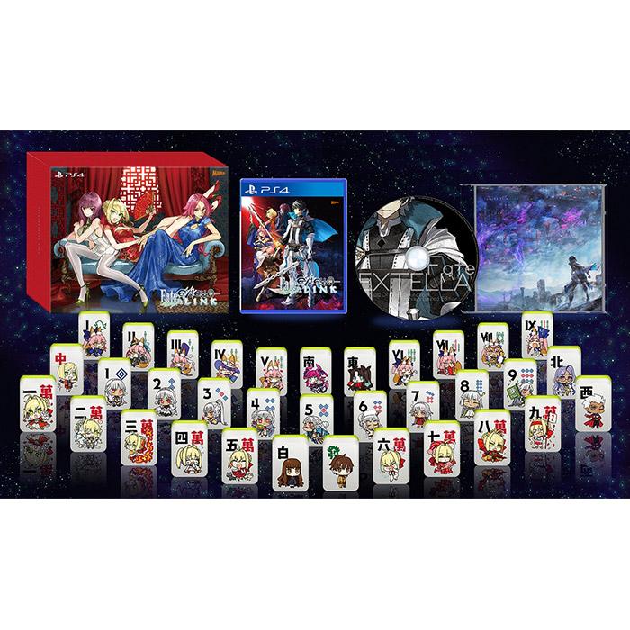 【預購PS4】Fate/EXTELLA LINK 限定版《中文版》—2018.9.13上市