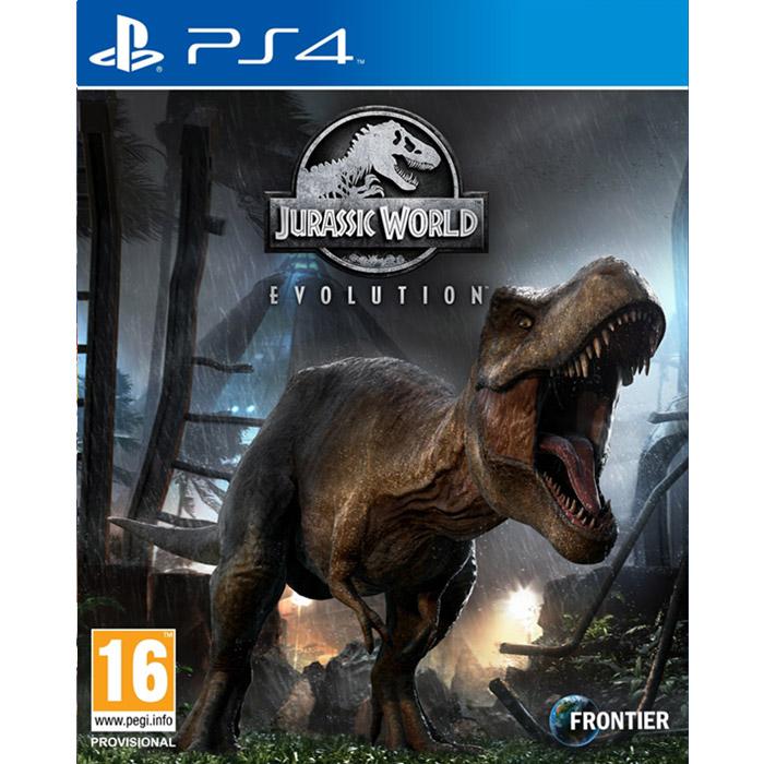 【預購PS4】侏羅紀世界:進化《中文版》—2018.7.3上市