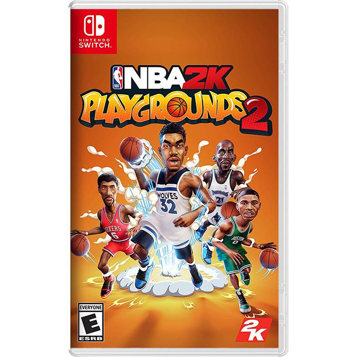 【NS】NBA 2K 熱血街球場 2《中文版》 - 普雷伊