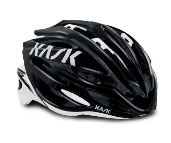 義大利 KASK VERTIGO 公路車安全帽 [黑白] 公路車/單車/自行車/直排輪/安全帽
