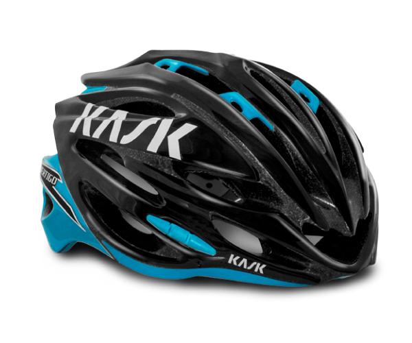 義大利 KASK VERTIGO 公路車安全帽 [黑藍] 公路車/單車/自行車/直排輪/安全帽