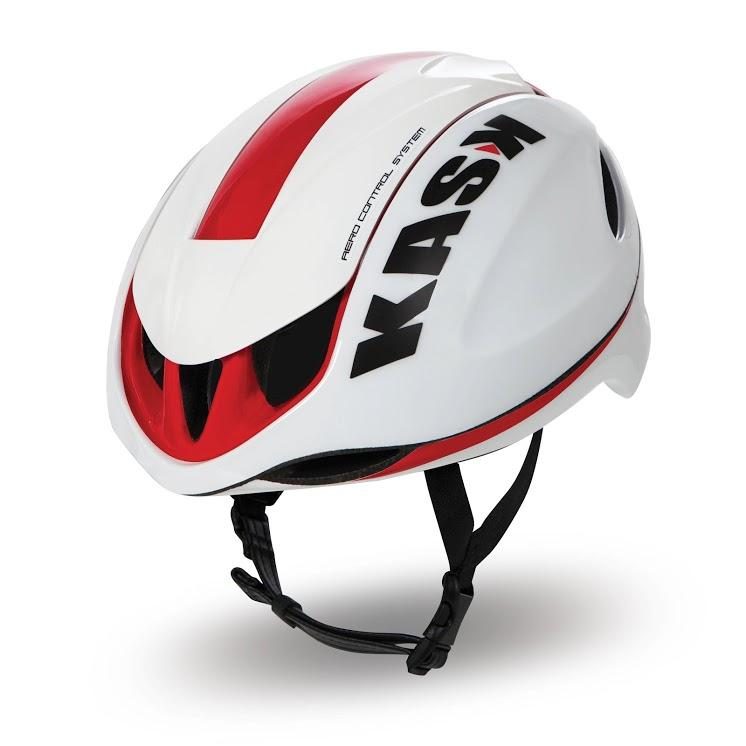 義大利 KASK INFINITY 公路車帽 [白紅] 公路車/單車/自行車/直排輪/安全帽
