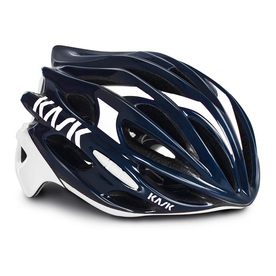 義大利 KASK MOJITO 公路車帽 [寶藍白] 公路車/單車/自行車/直排輪/安全帽