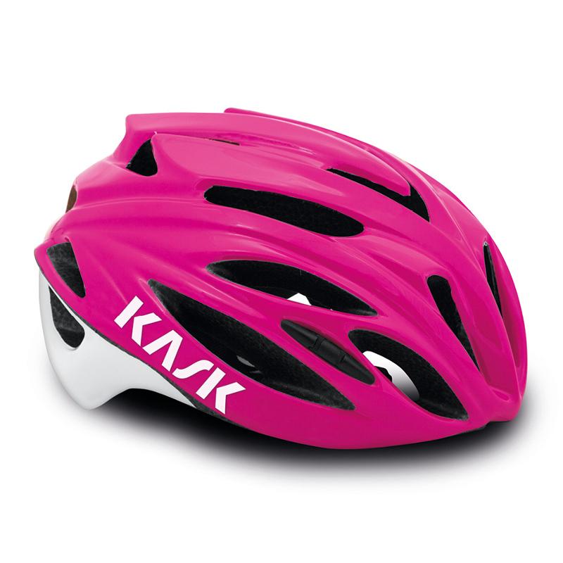 義大利 KASK RAPIDO [桃紅] 公路車/單車/自行車/直排輪 安全帽