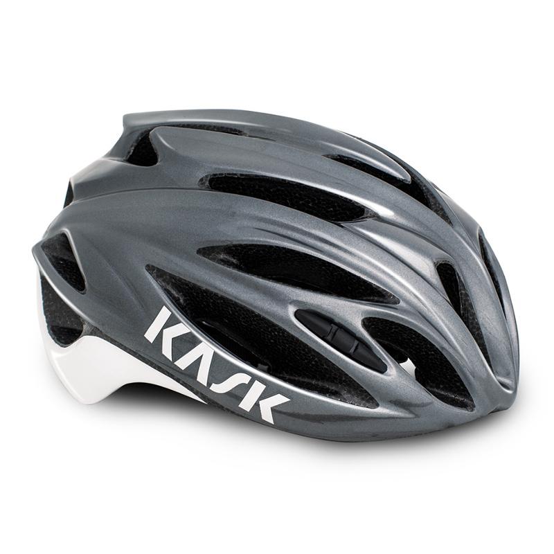 義大利 KASK RAPIDO [鐵灰] 公路車/單車/自行車/直排輪 安全帽