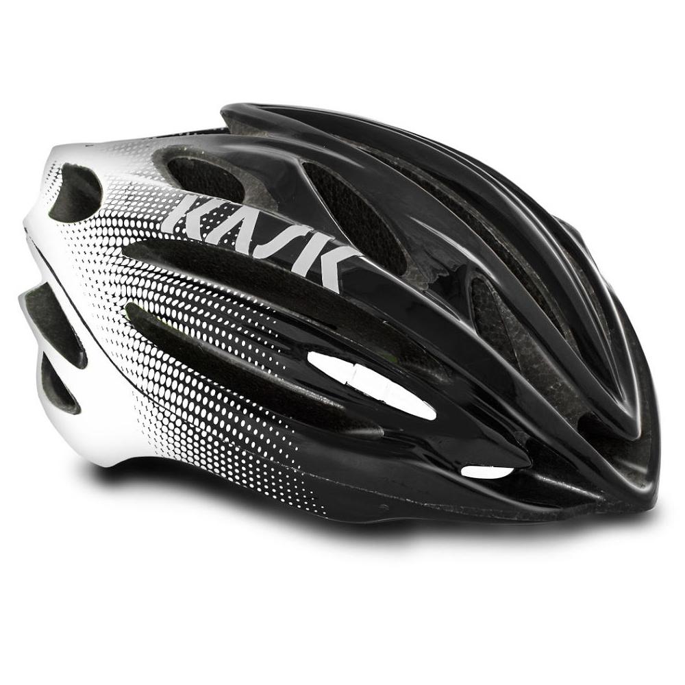 義大利 KASK 50NTA 公路車帽 [黑白] 公路車/單車/自行車/直排輪/安全帽