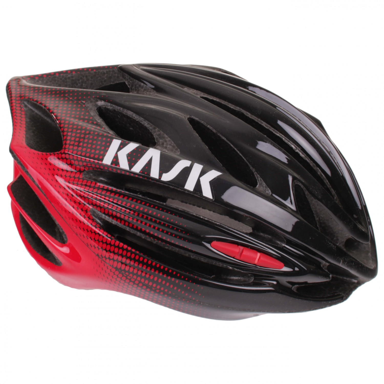 義大利 KASK 50NTA 公路車帽 [黑紅] 公路車/單車/自行車/直排輪/安全帽