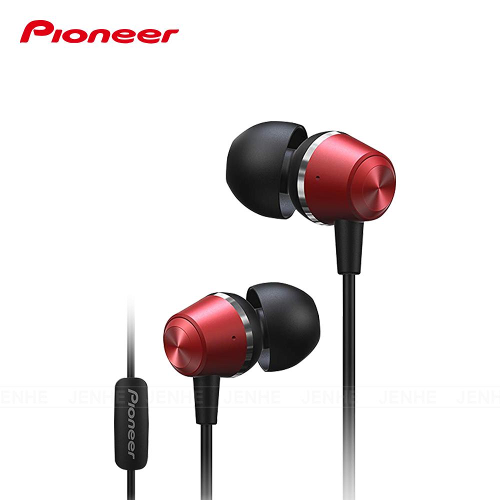 Pioneer 先鋒 鋁合金耳機麥克風 SE-QL2T