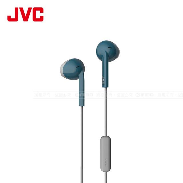 JVC-HA-F19M 輕量工學風 耳機麥克風